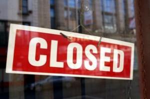 order closed